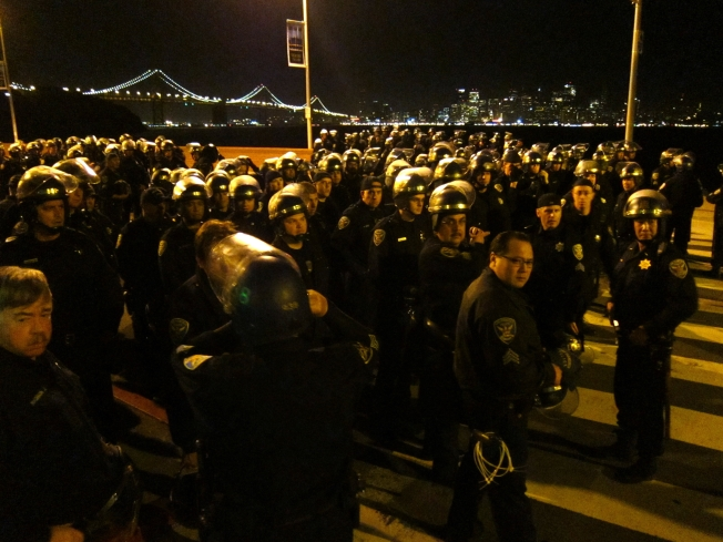 SF Cop Explains Non-Raid on Occupy