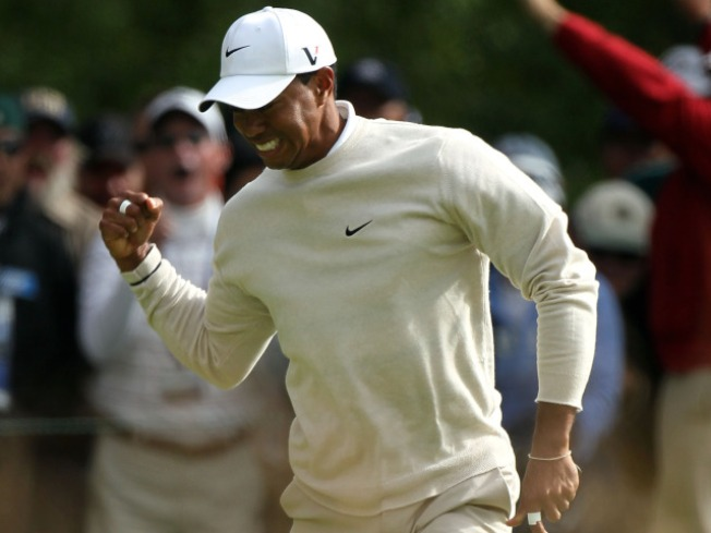 Tiger Returning to Greatness?