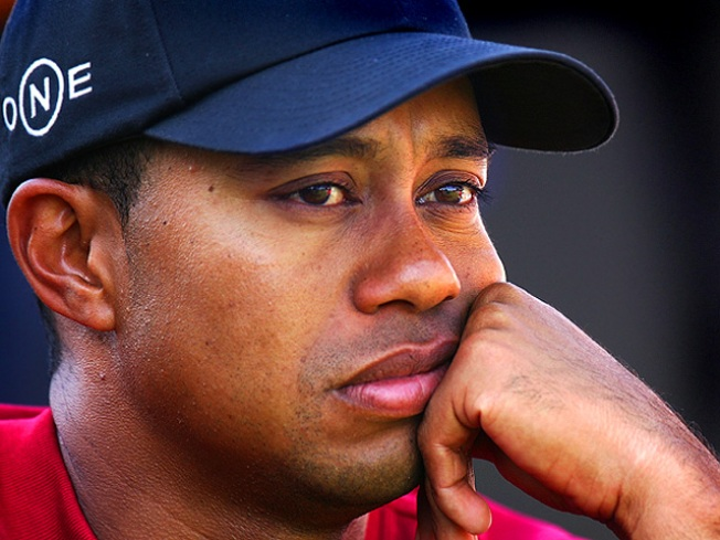 Tab Claims Photo of Tiger at Sex Rehab
