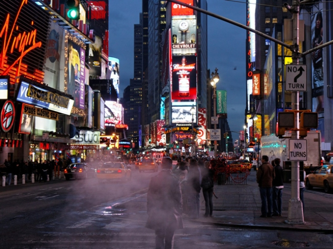 Could Market Street Get the Times Square Treatment?