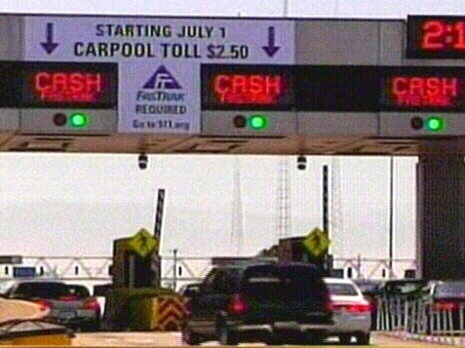 Tolls Going Up This Week