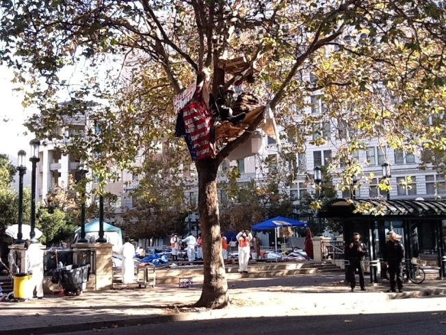 Tree-Sitter Continues to Occupy Oakland