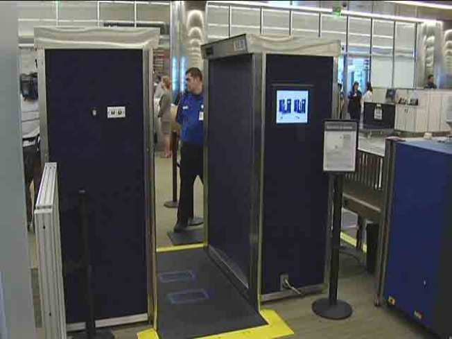 TSA Reveal-All Body Scans Now at All Three Airports
