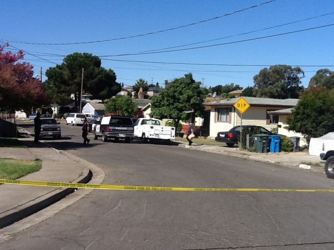 Naked Man Killed By Vallejo Police Identified