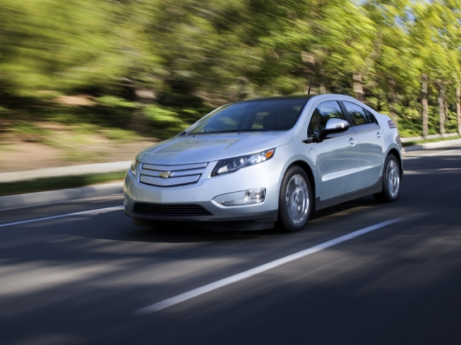 Chevy Volt to Go for $41G