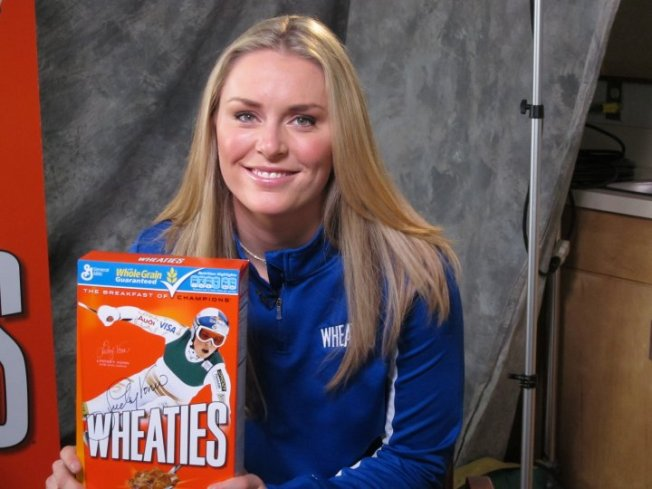 Wheaties Unveils Newest Cover Models