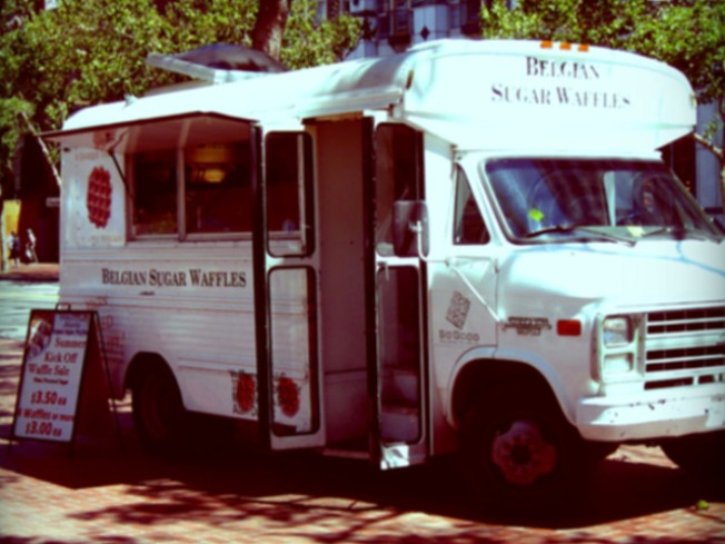 The Waffle Truck Is Not All Its Cooked Up To Be