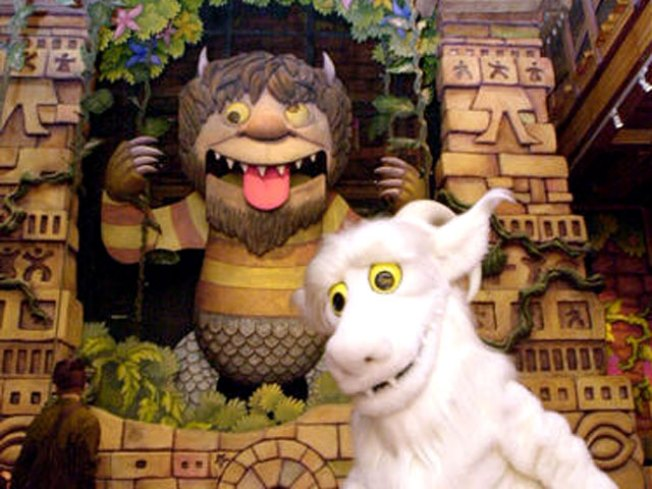 11/4: Sendak on Sendak - Where the Wild Things Came From