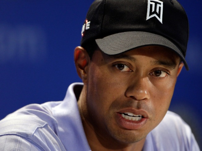 """Charges Are Pending"" in Tiger Woods Case: Police"