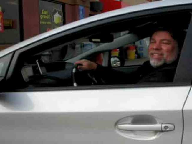 Woz to Hand Over Prius