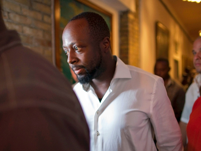 Haitian Electoral Council Officially Ends Wyclef Jean's Presidential Bid