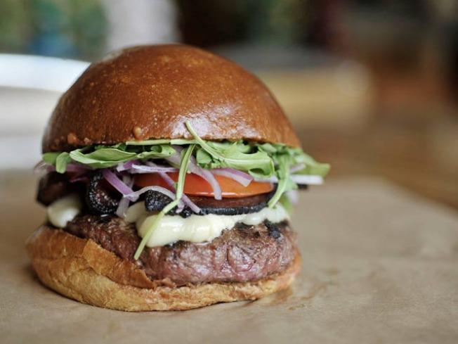 4505's Burgeoning Ferry Plaza Burger Business
