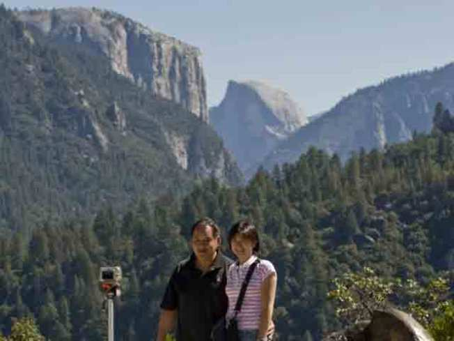 Yosemite Gets New Place to Snap a Photo