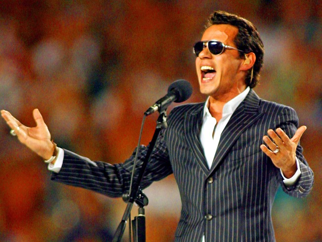 NYC Parade Will Have a King: Marc Anthony