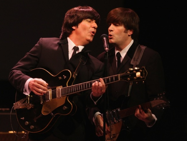 9/8: Rock Out with the Beatles