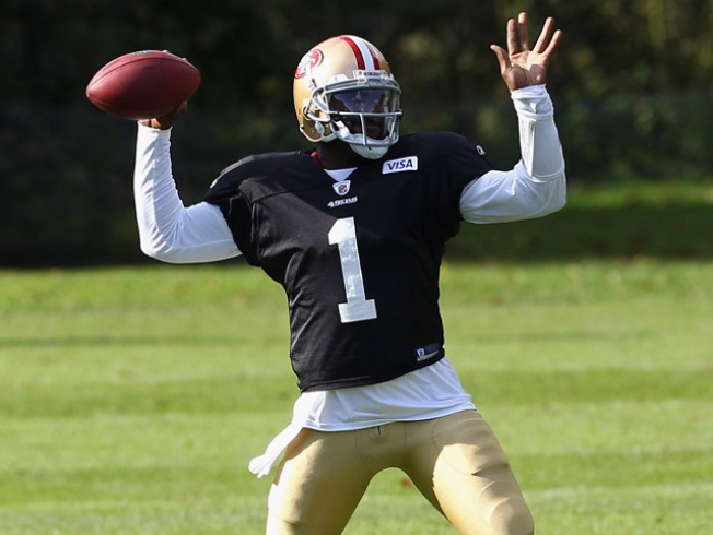 Troy Smith: 49ers' First-Ever Black Starting QB
