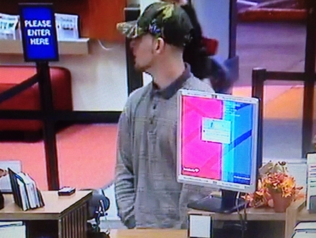 Walnut Creek Police Searching for Bank Robber