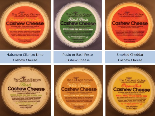 California Department of Public Health Issues Cashew Cheese Recall Due to Possible Salmonella Contamination