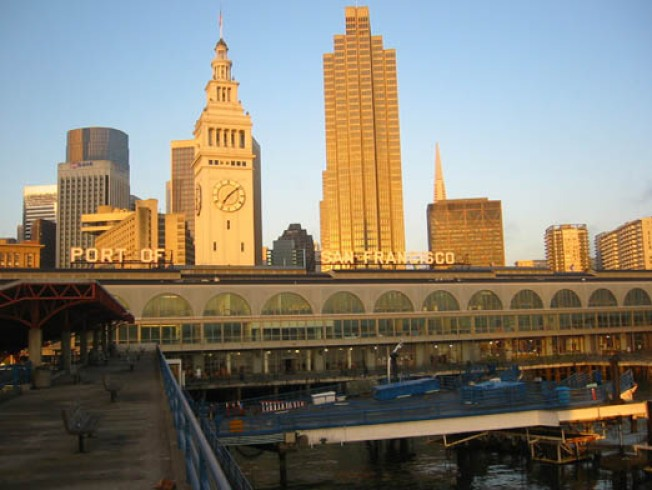 Pier Problems: Ferry Building Farmer's Market Parking Woes