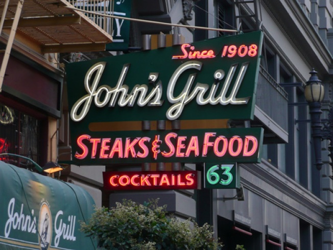John's Grill to Celebrate 100 Years With 8-Cent Cocktails