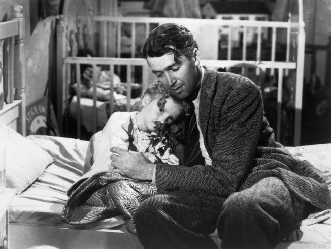 'It's A Wonderful Life' Actress Reflects on Iconic Film