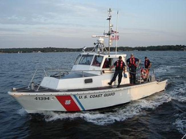 Coast Guard Searching for Lost Kayaker