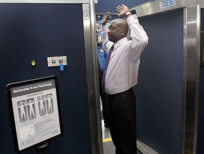 New Airport X-Ray Body Scanners Could Be Harmful