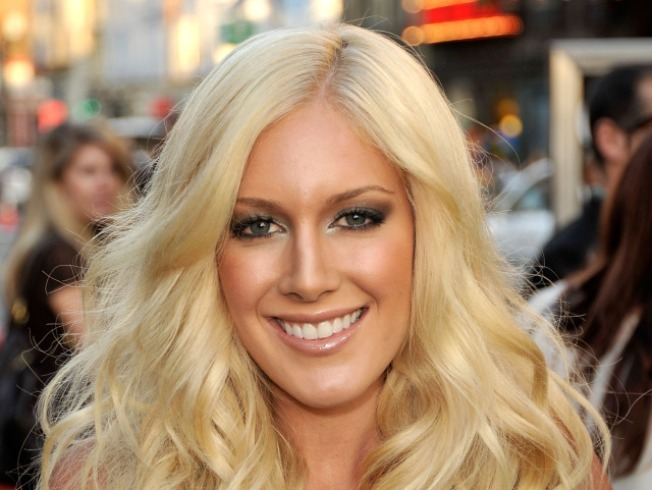 A 'Broke' Heidi Montag Says Spencer 'Tried To Stop Me' From Surgery
