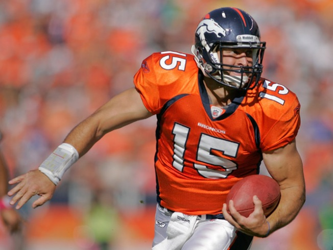 Raiders Tune in to Tebow in Denver
