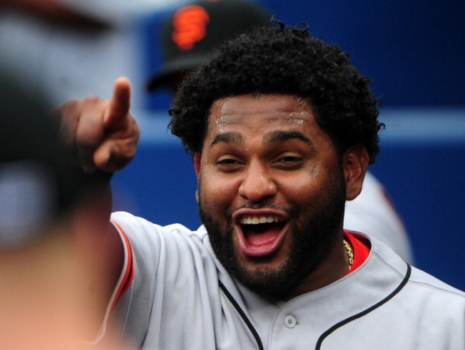 Pablo Sandoval Injures Hamstring on DP