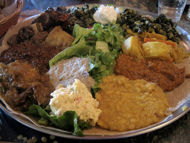 Ethiopian Food So Good It Will Make Your Stomach Hurt