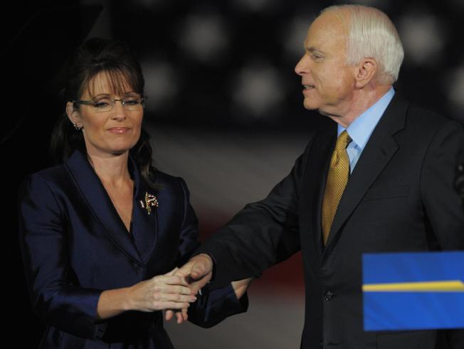 Palin's Tricky Path Back