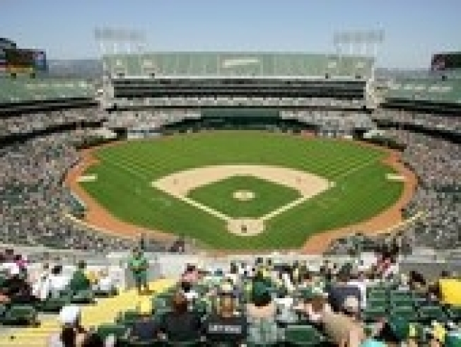 Welcome to O.Co -- New Home of A's & Raiders