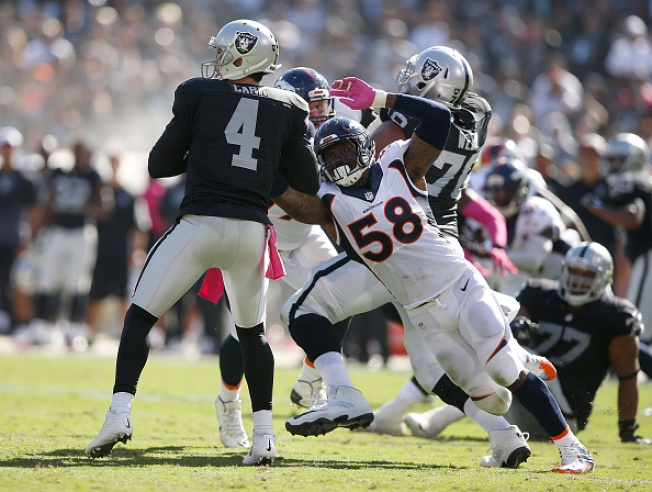 Raiders Intercepted En Route to Victory