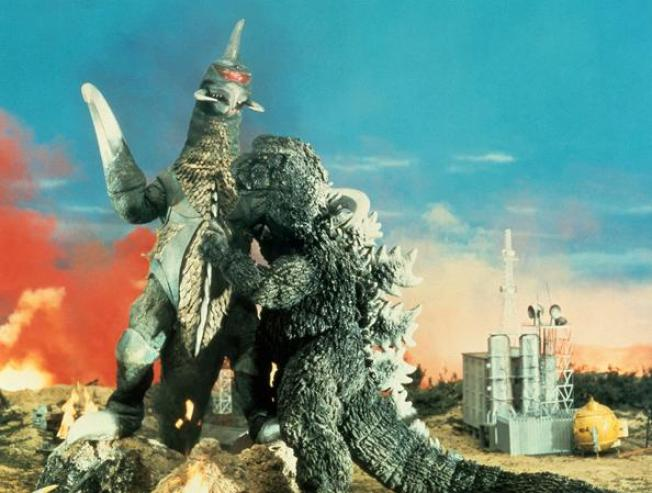 5/7 - 5/9: Godzilla-thon