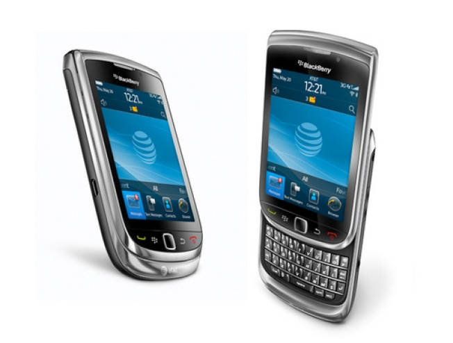Is the New BlackBerry Torch an iPhone Killer?