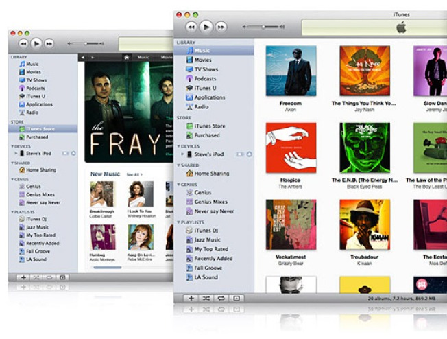 iTunes Coming to a Cloud Near You