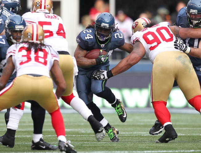 Niners' Path in NFC West May be Tougher in 2012