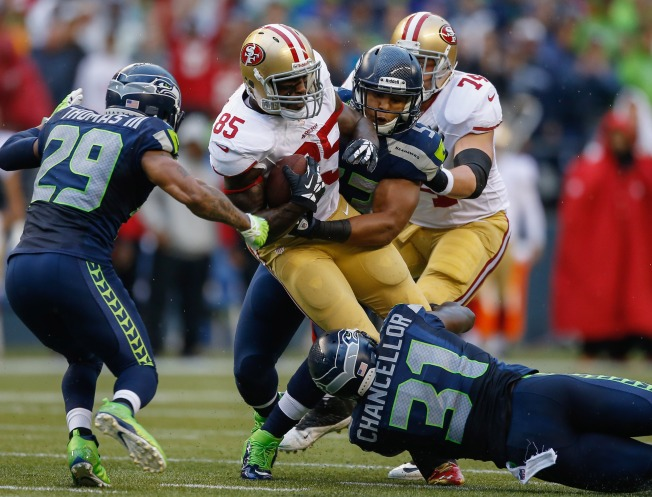 49ers Win Over Seattle Would Be Huge