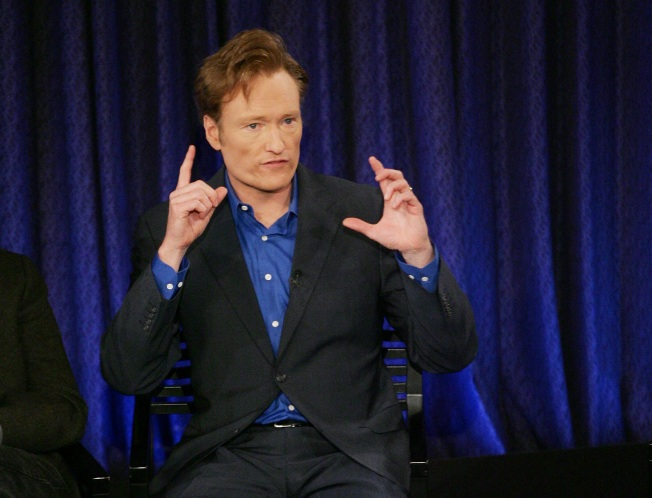 "Conan: I'm 3 Days From ""Biggest Drinking Binge in History"""