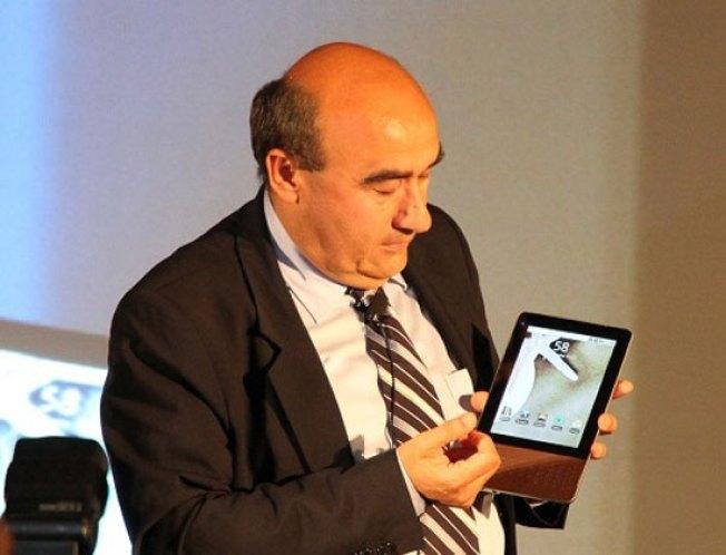 Aver Releases Its iPad Killer