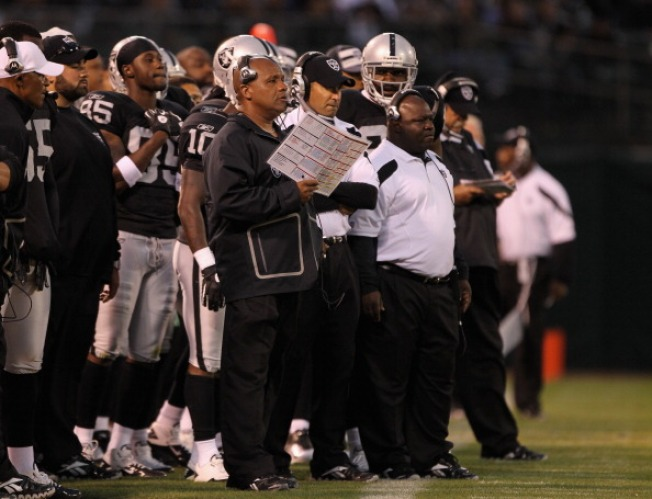 Raiders Are Back, And So Are The Penalties