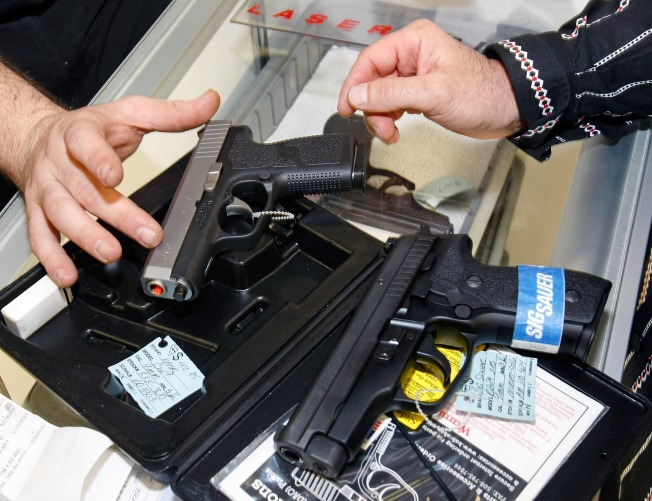 Bill Headed to Brown Would Limit Arena Gun Shows