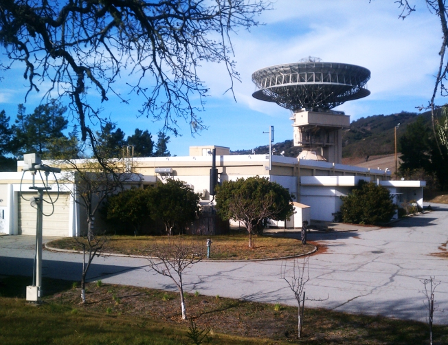 Bomb-Proof Earth Station for Sale