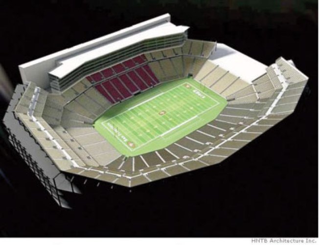 49ers Begin Selling Season Tickets for New Stadium