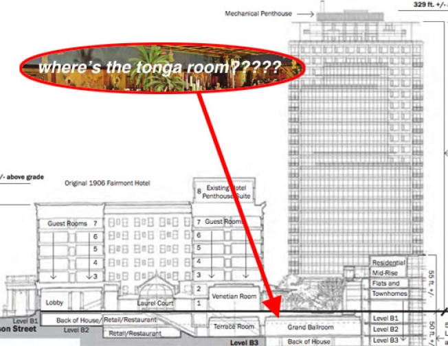 Fairmont Tower's Condo Conversion: Whither Tonga?