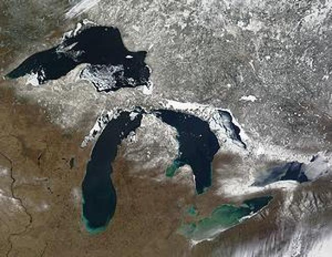 Great Lakes Compact Clears Final Hurdle