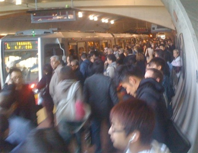 Muni Chaos: Thousands Stranded by Tunnel Accident