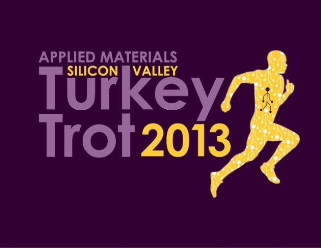 Applied Materials Silicon Valley Turkey Trot 2013