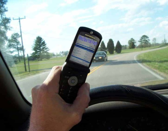 The Cure for Texting While Driving